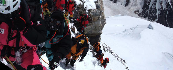 The trek back down K2 is more dangerous than the ascent, a point made all too clear in The Summit, a documentary about two days in 2008 when 11 climbers on the mountain died.