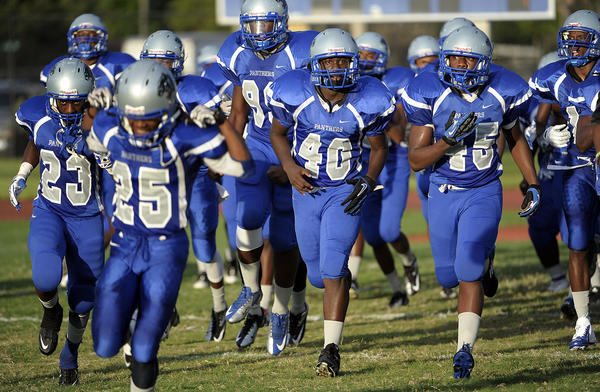 Dillard football is back on track after three straight wins. The Panthers face Boynton Beach Friday in a district game.