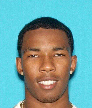 Justin Marquis Scott, 19, of Compton was booked on suspicion of murder, police said.