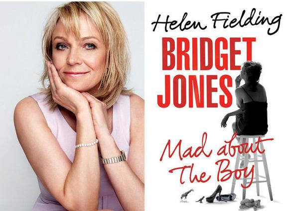 author Helen Fielding