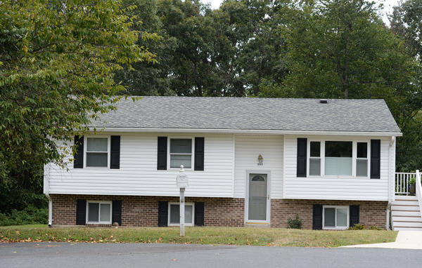 A female midshipman alleges she was sexually assaulted during an April 2012 party at this off-campus Annapolis, Md. house.
