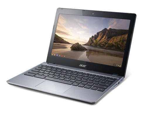 Acer's new C720 Chromebook goes for $249.99.