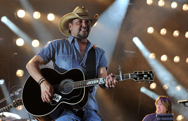 Jason Aldean, shown performing in Nashville in April, is among the headliners for the 2014 Stagecoach Country Music Festival in Indio.