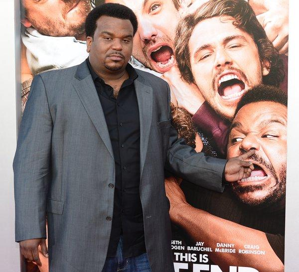 "Craig Robinson of ""The Office"" and ""This Is the End"" was detained and fined in the Bahamas for drug possession."