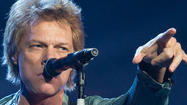 Review: Bon Jovi rocks Anaheim's  Honda Center
