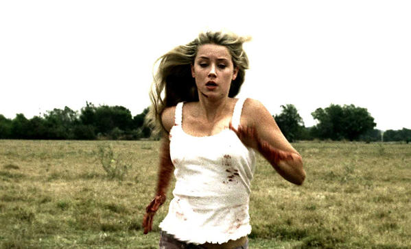 "Amber Heard is Mandy Lane in Jonanthan Levine's ""All The Boys Love Mandy Lane."""