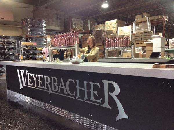 Easton craft brewer Weyerbacher recently completed a $1.1 million expansion of its facility on Line Street, complete with a revamped and much improved visitor center.