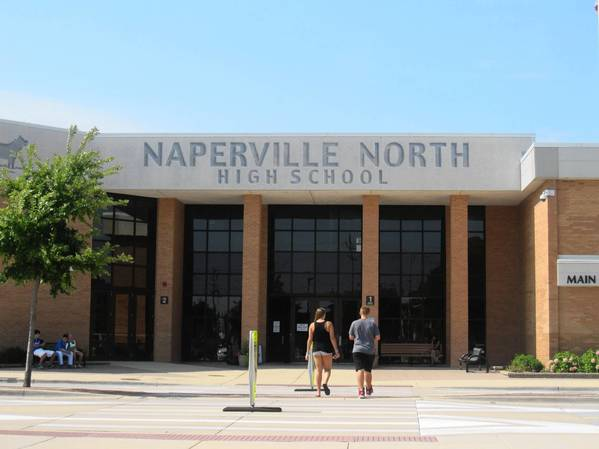 Naperville Unit District 203 is weighing the pros and cons of drug testing high school athletes.