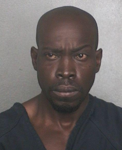 Marvell Calloway, 35, of Oakland Park was arrested and accused of fatally shooting his dog