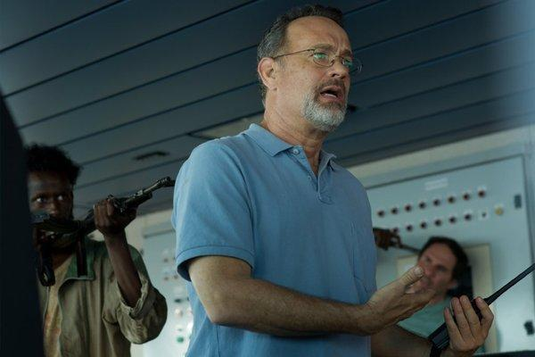 'Captain Phillips' features Tom Hanks