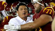 USC's Ed Orgeron takes spirited approach with team to energize play