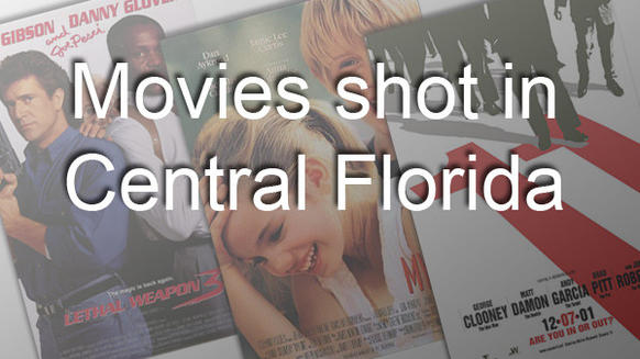These films were shot in Central Florida, from Daytona Beach and Cape Canaveral through downtown Orlando and Universal Studios down I-4 through Lakeland and out to Clearwater and Tampa Bay.