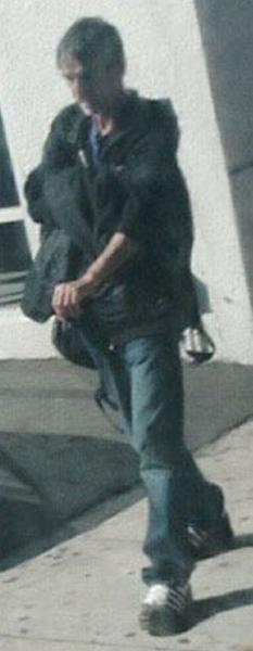 Photo of the suspect taken by a 16-year-old San Fernando Valley girl after she was assaulted on a Metro bus.