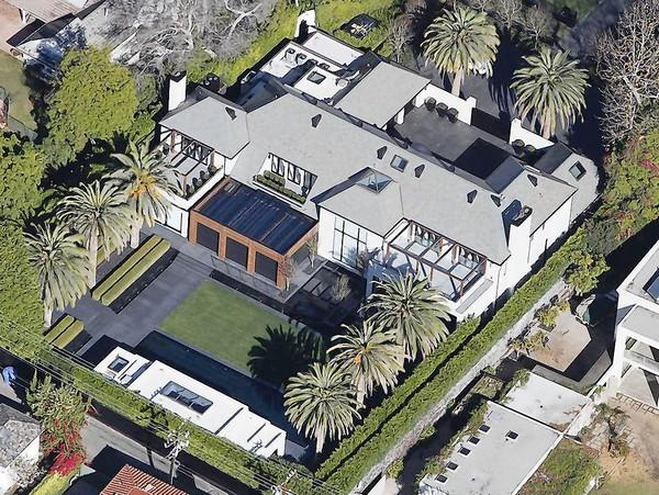 Simon Cowell looking to sell Beverly Hills home for $20 million.