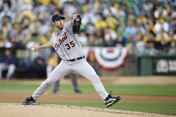 Justin Verlander would match up well against Clayton Kershaw.