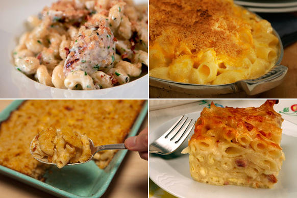 Sometimes, you just need some mac 'n' cheese. That cheese   carbs combination makes it one of America's favorite comfort foods, kind of like a warm cheese-y hug on a plate. You won't eat it often, but if you're going to indulge, you might as well do it in style. And here are 10 decadent mac 'n' cheese recipes that will scratch that itch. Enjoy! -- Rene Lynch