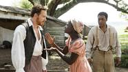 To hell and back for '12 Years a Slave'