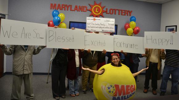 maryland mega millions jackpot winner claims prize