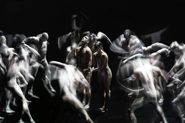 """Chamber"" was choreographed by Nederlands Dans Theater's Medhi Walerski, composed by Joby Talbot and inspired by Stravinsky's ""The Rite of Spring."""