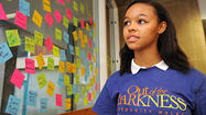 Bryn Mawr student advocates for mental illness awareness