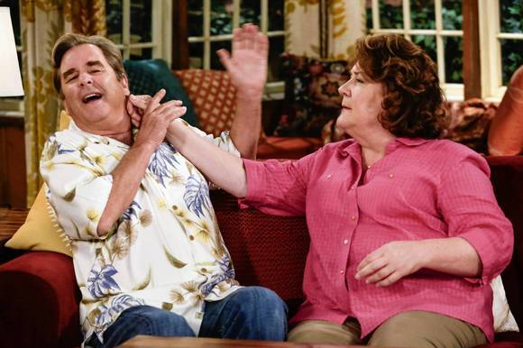 """The Millers"" stars Beau Bridges and Margo Martindale as a long-married couple who've recently split"