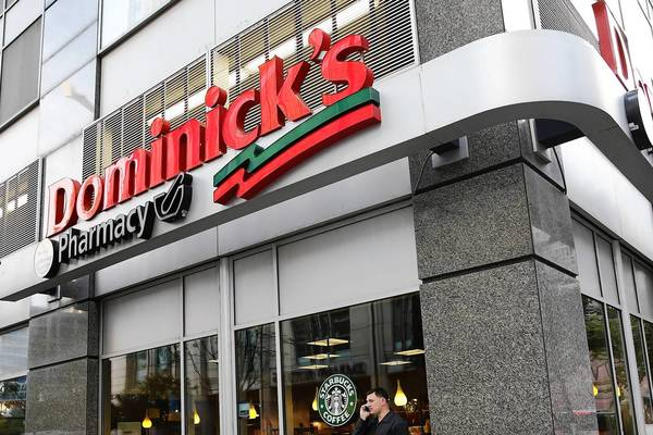 Dominick's at 255 E. Grand in Chicago on Thursday, the day Safeway officials announced the closure or sale of all locations in the area.