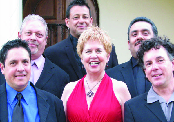 The Susie Hansen Band.
