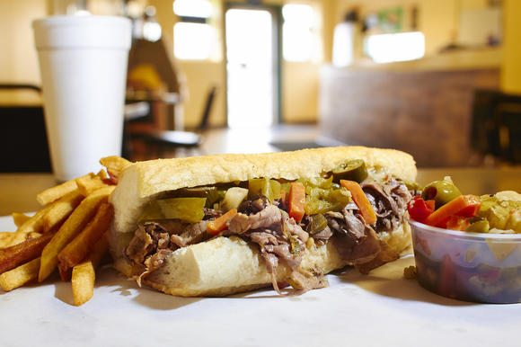 Joe Boston's Italian Beef