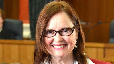 Connecticut Secretary of State Denise W. Merrill.