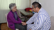 Mother of Kenneth Bae visits imprisoned son in North Korea