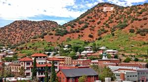 Arizona: Bisbee mines its past and artful present