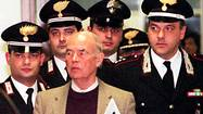 War criminal Erich Priebke dies at 100; Nazi captain convicted in 1995