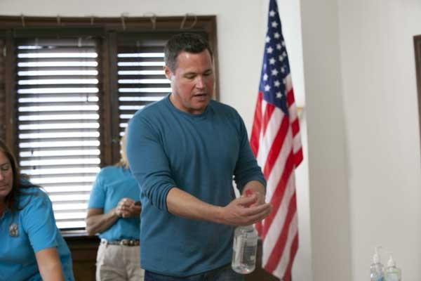 "Celebrities, including Jeff Corwin, try to make a difference for at-risk teens in ""Dream School"" on Sundance."