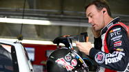 Kevin Harvick a wild man in chase for NASCAR title