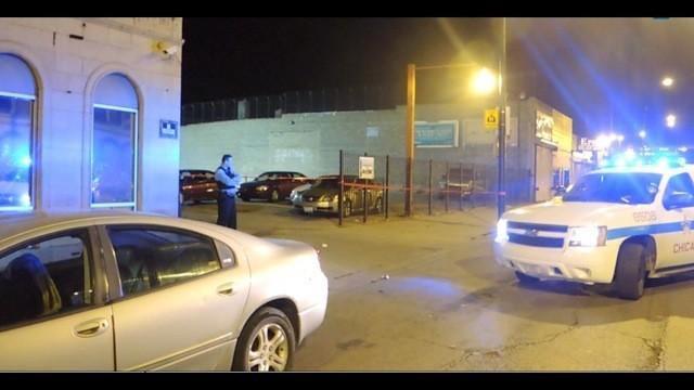 3 shot, 1 stabbed on West, Northwest, South Sides