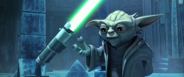 "Master Yoda will face new challenges in the final 22 episodes of ""Star Wars: The Clone Wars."""