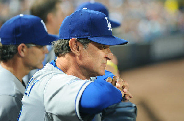 Dodgers Manager Don Mattingly has little time to answer critics with Game 2 of the NLCS on Saturday afternoon.