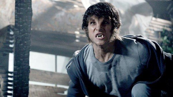 "Scott McCall as played by Tyler Posey in MTV's series ""Teen Wolf."""