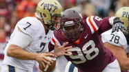 Virginia Tech's defense pummels Pittsburgh in 19-9 victory