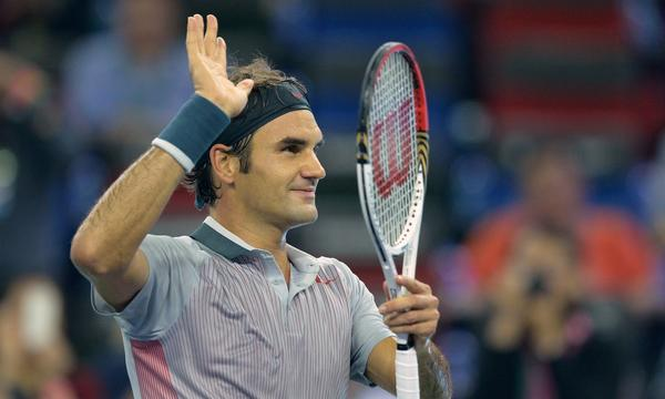 Roger Federer has had a difficult 2013 season. He failed to win a major tournament and saw his ranking drop from No. 1 to No. 7.