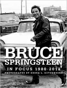 Photographer Debra Rothenberg, author of 'Bruce Springsteen in Focus 1980-2012', will speak at 7 p.m. Thursday at the Easton Area Public Library.