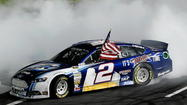 Brad Keselowski catches Kahne for victory in Charlotte