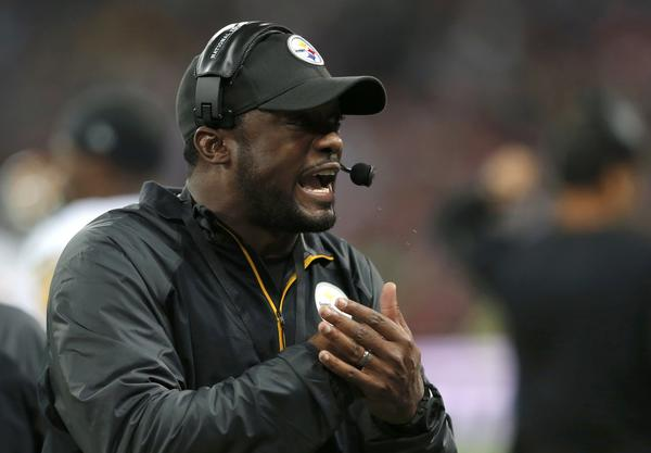 With his Steelers struggling, coach Mike Tomlin took the unusual step of banning pool, table tennis and shuffleboard inside the team's locker room.