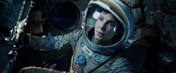 """""""Gravity"""" was the No. 1 film at the box office for the second consecutive weekend, beating """"Captain Phillips."""""""