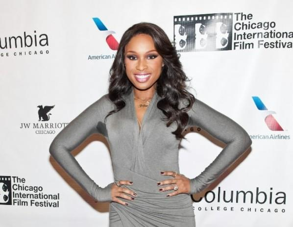 """Jennifer Hudson attends """"The Inevitable Defeat Of Mister And Pete"""" Premiere at the Black Perspectives Presentation during the 2013 Chicago International Film Festival at AMC River East Theater Oct. 11, 2013."""