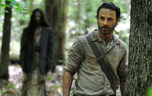 "Andrew Lincoln stars in ""The Walking Dead."""