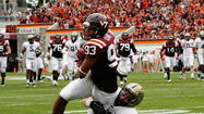 Teel Time: Virginia Tech tight end Kalvin Cline continues to improve in win over Pitt