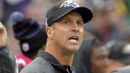 Gambling didn't pay off for John Harbaugh and the Ravens