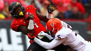 Terps' receivers Diggs and Long show 'they are going to be able to make some plays'