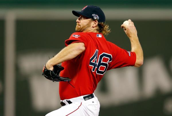 Red Sox starter Ryan Dempster.